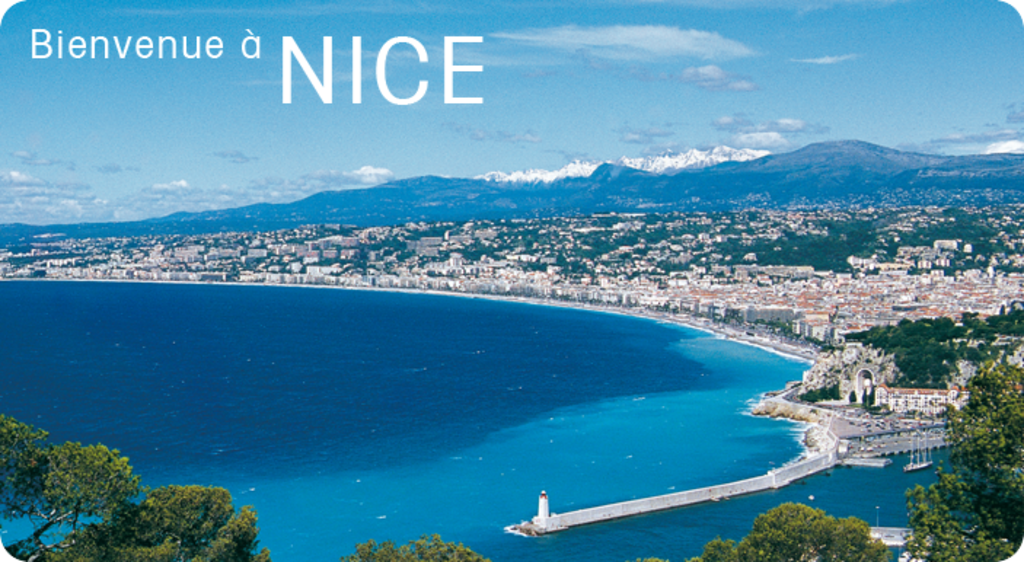 Welcome to Nice !