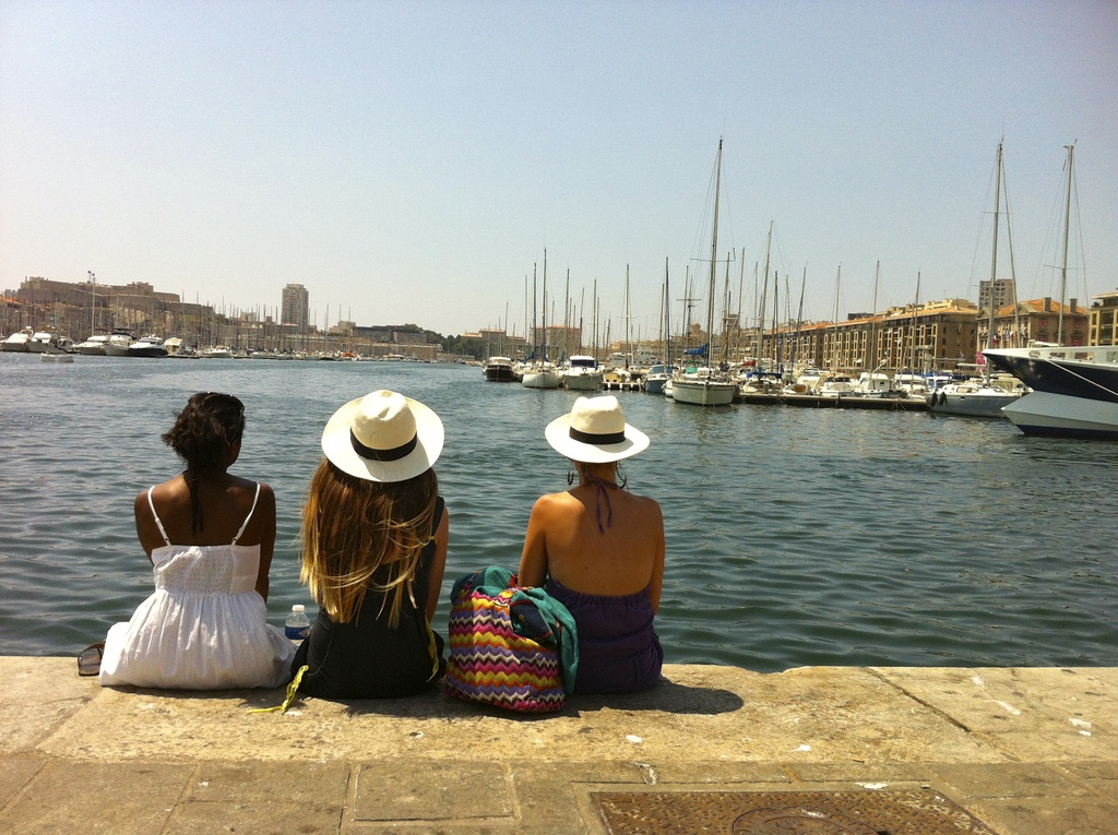 What to see : Le Vieux Port. 15mn walk from home
