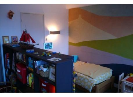 Jules' bedroom