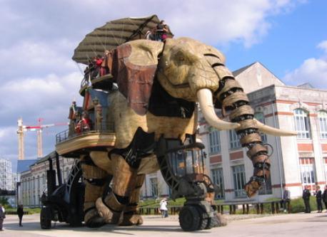 Elephant de Nantes