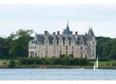Erdre - Chateau de la Gasherie