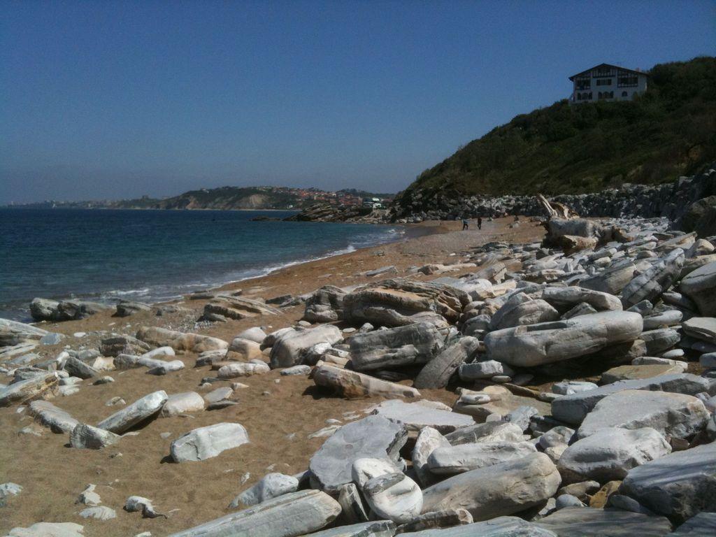 Guetary beach