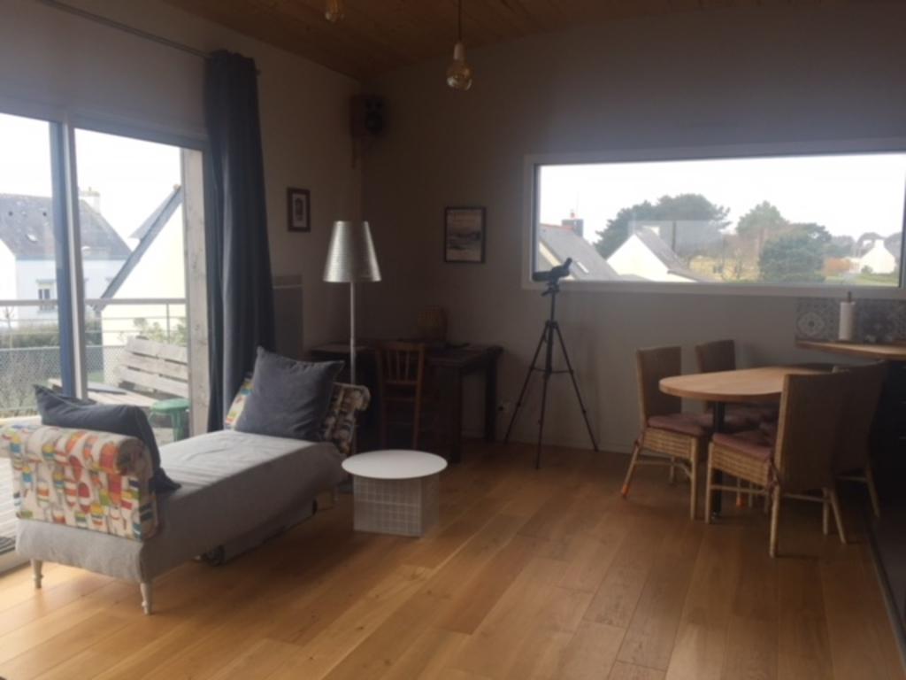 La salle, vue générale