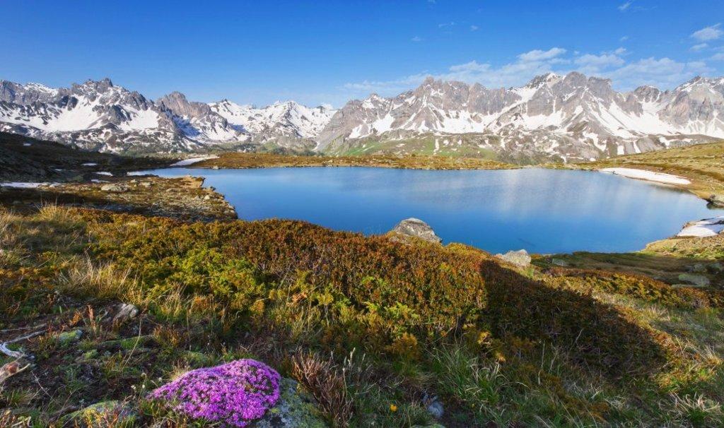Les Alpes pour randonner