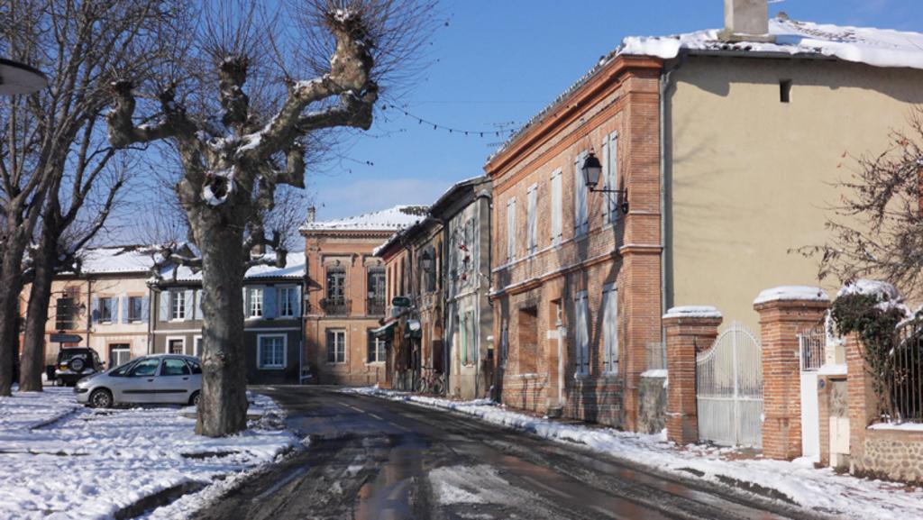 Lherm village
