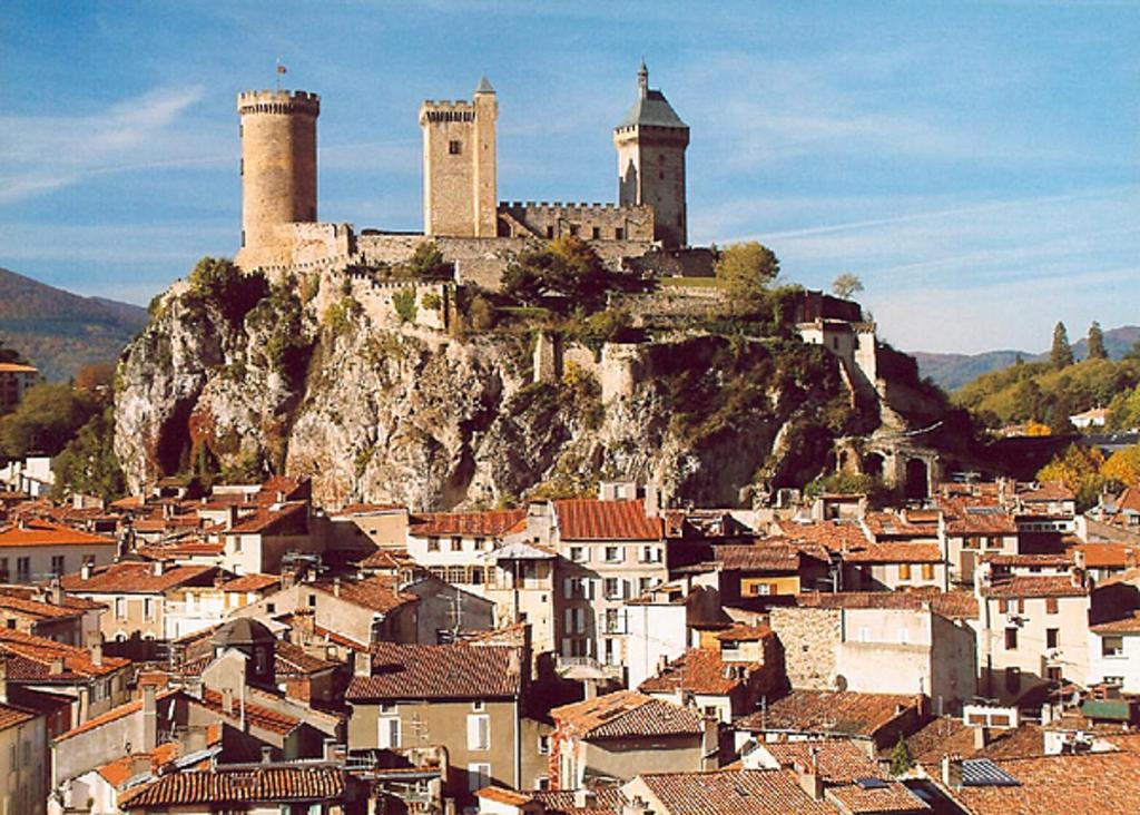 Foix City - at 1h20
