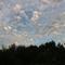 Un très joli ciel en soirée