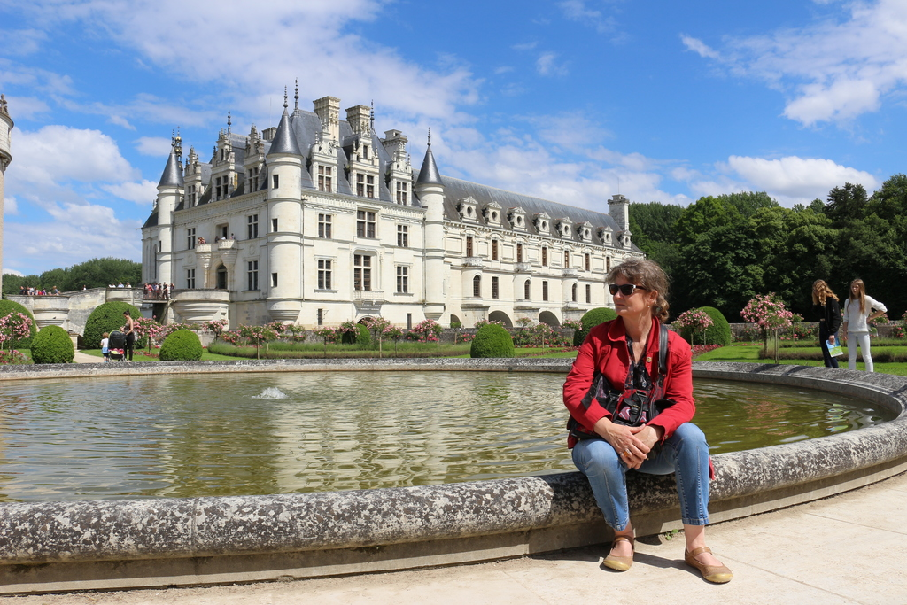 L'un de nos Châteaux de la Loire préféré : Chenonceaux