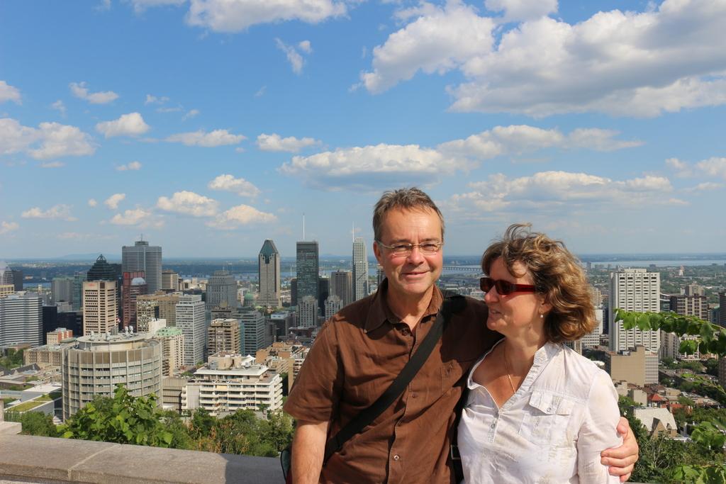 Eté 2015,  à Montréal