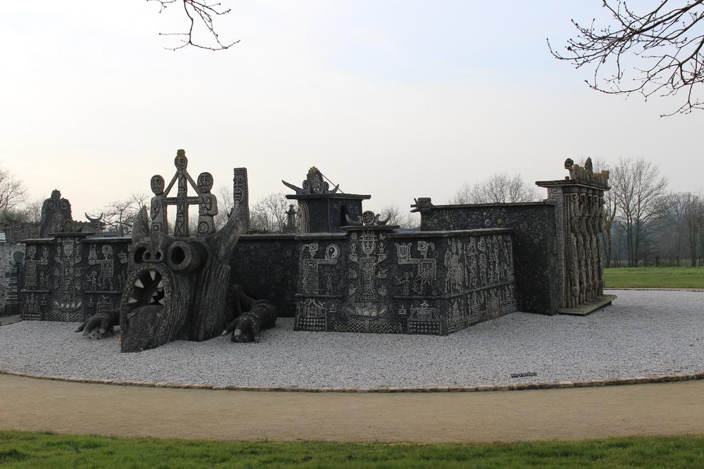 Le Musée Robert Tatin