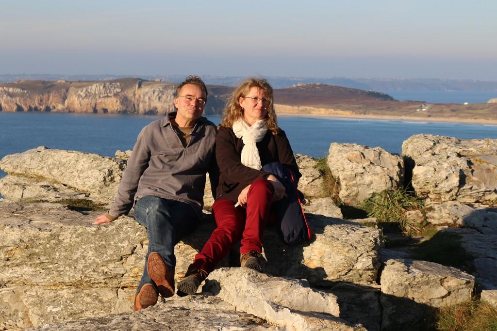 Bretagne, Finistère, pointe de Crozon