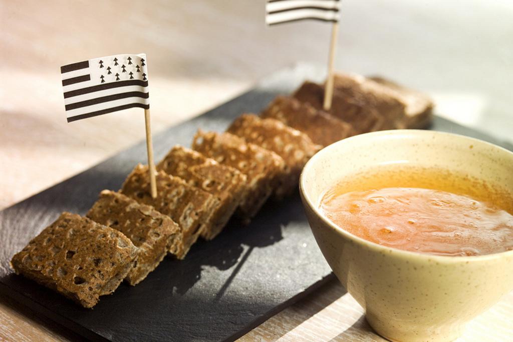 gastronomía bretona : les galettes