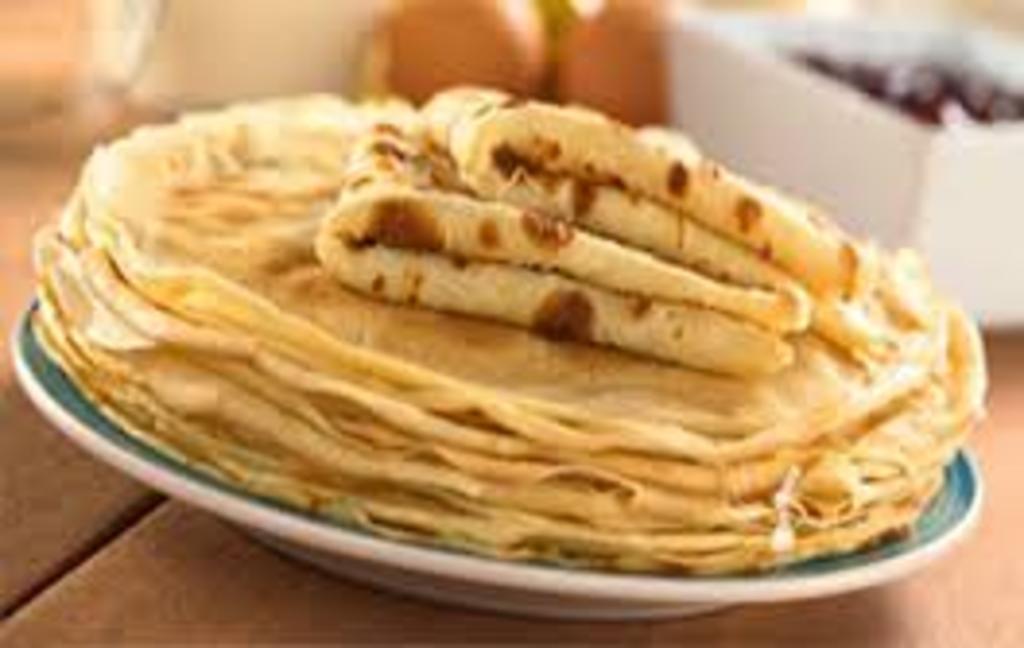 gastronomía bretona : creps