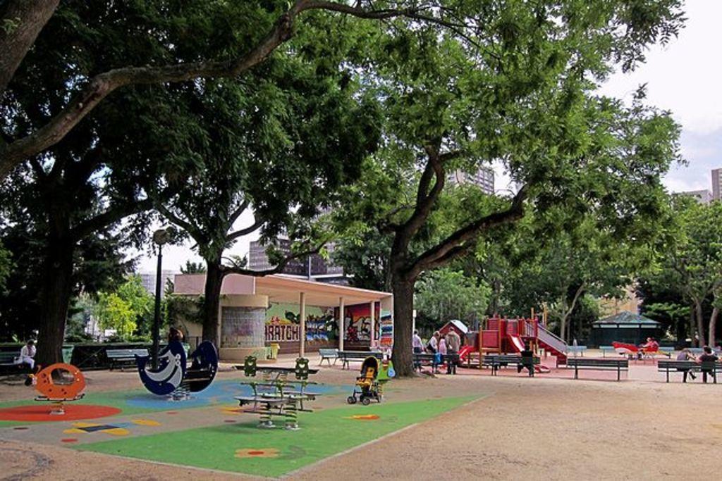 Playground - Parc de Choisy