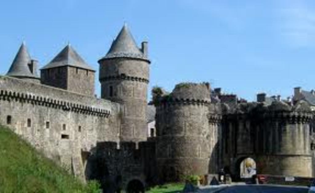 château de Fougeres
