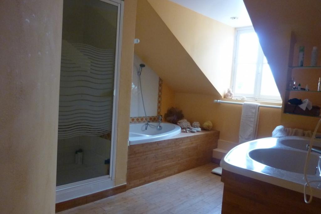 Versailles. Main bathroom