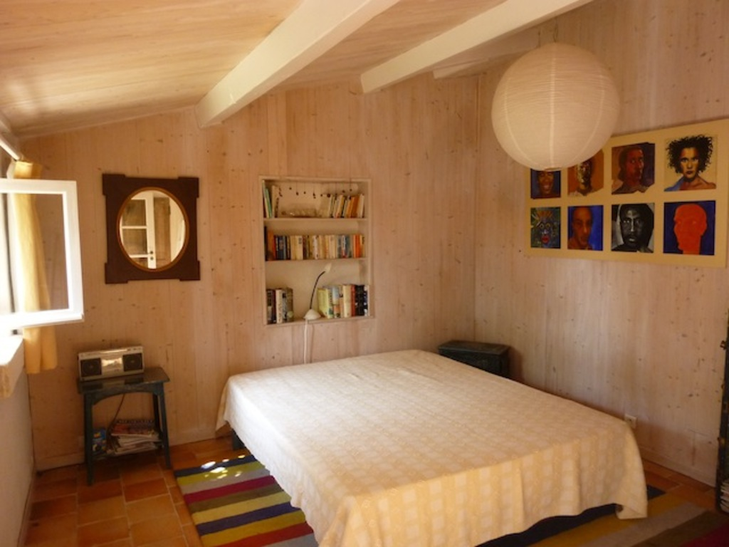 Bedroom in little house