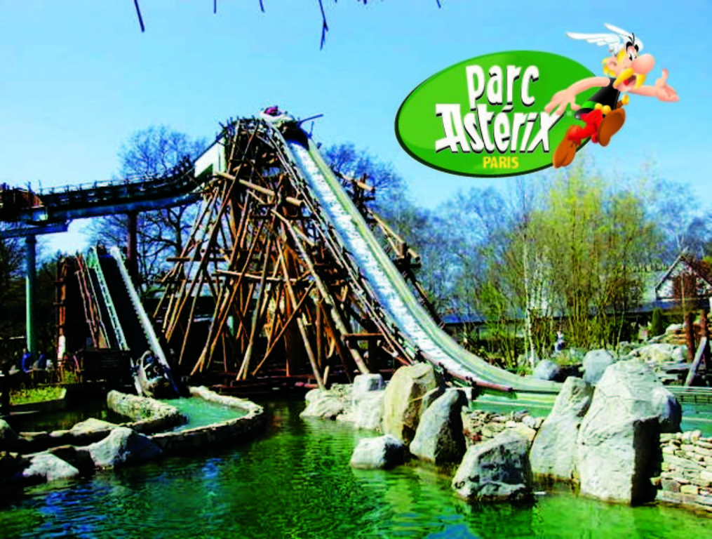 Parc Astérix (less than 1 hour)