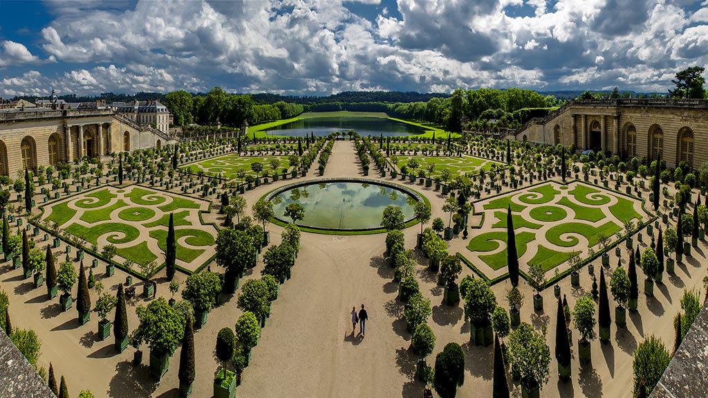 Parc du Château de Versailles (5 min)