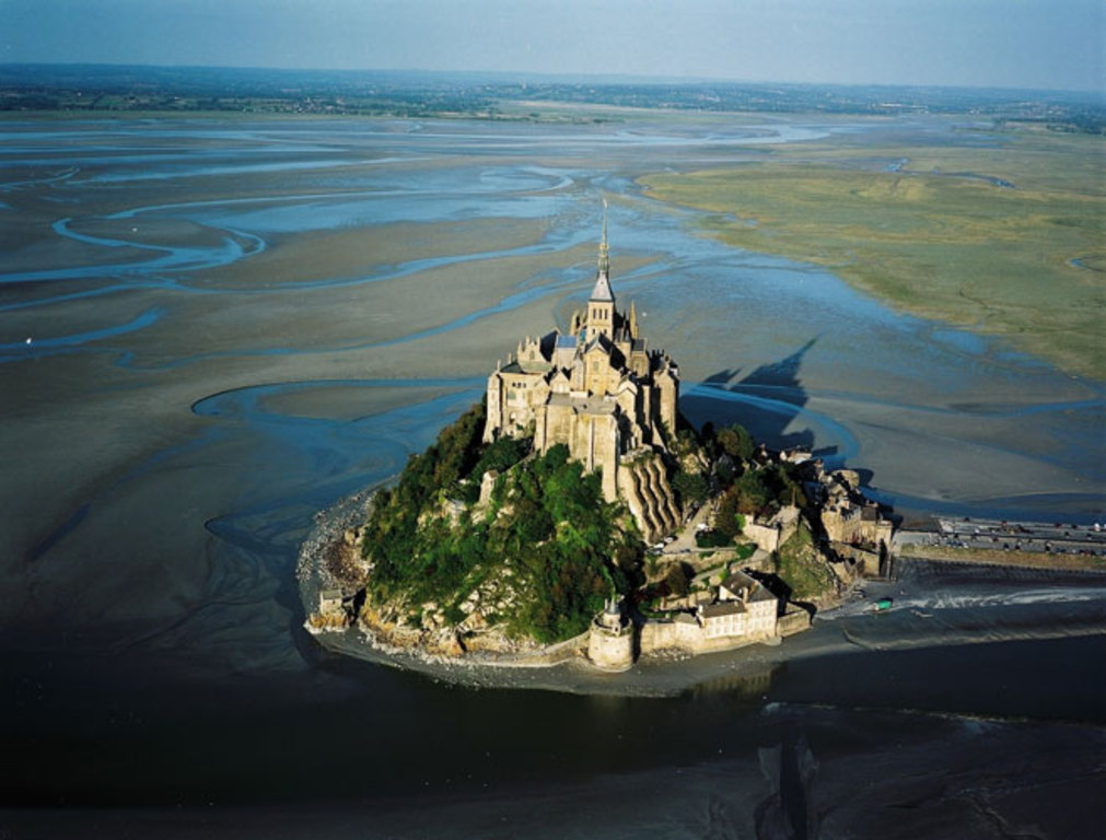Mont St Michel 45 min