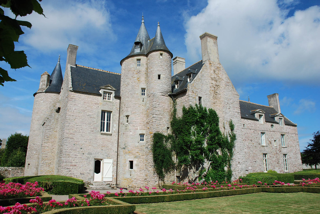 Château-de-Bienassis-Erquy - 45 kms 40 minutes