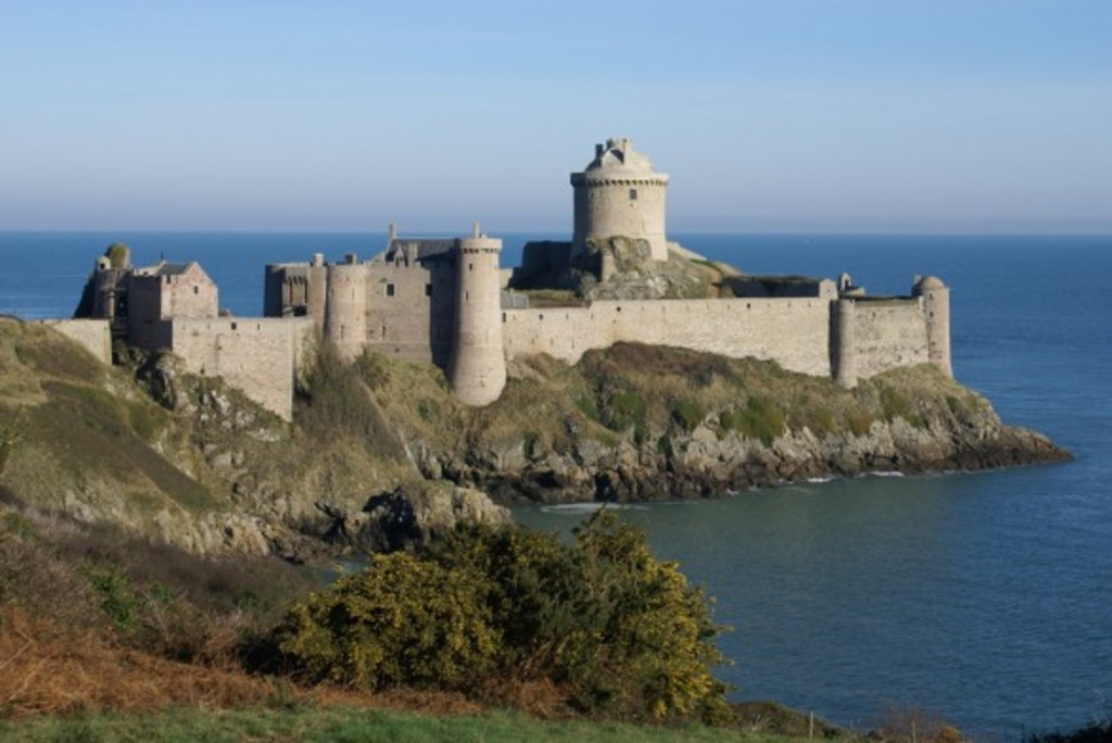 Fort la Latte - 60 kms - 1h
