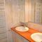 Salle d'eau 2 vasques + douche