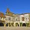 bastide de Monpazier ( 1hour)