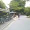 parc montsouris / café