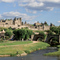Carcassonne, medieval town, 1h40 by car