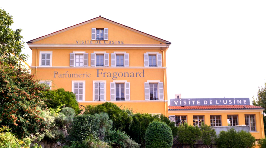 Grasse : perfumes factories (45min from home)