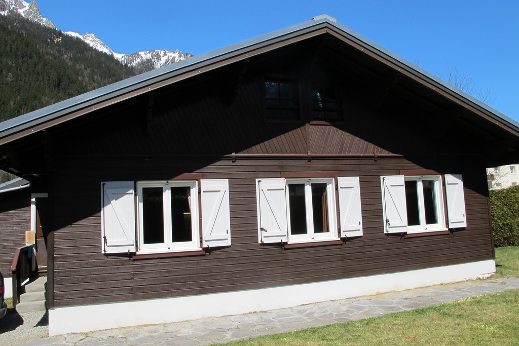 "the ""chalet"""