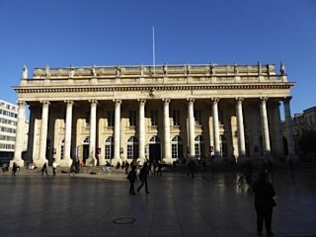 Bordeaux:le grand Théâtre