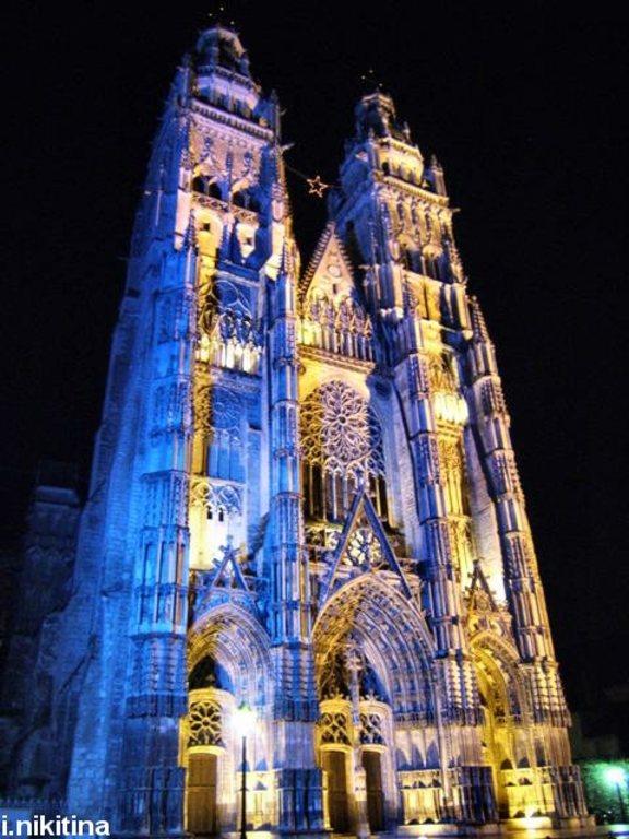 Tours, la cathédrale