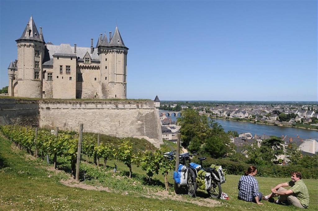 La Loire ... à vélo/ La Loire by bike