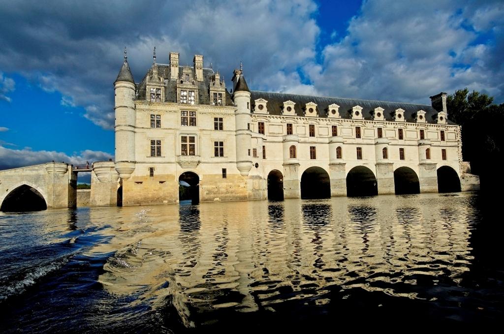 château de Chenonceau (35 km)