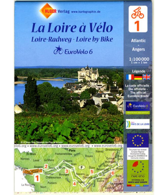 La Loire à vélo/ La Loire by bike