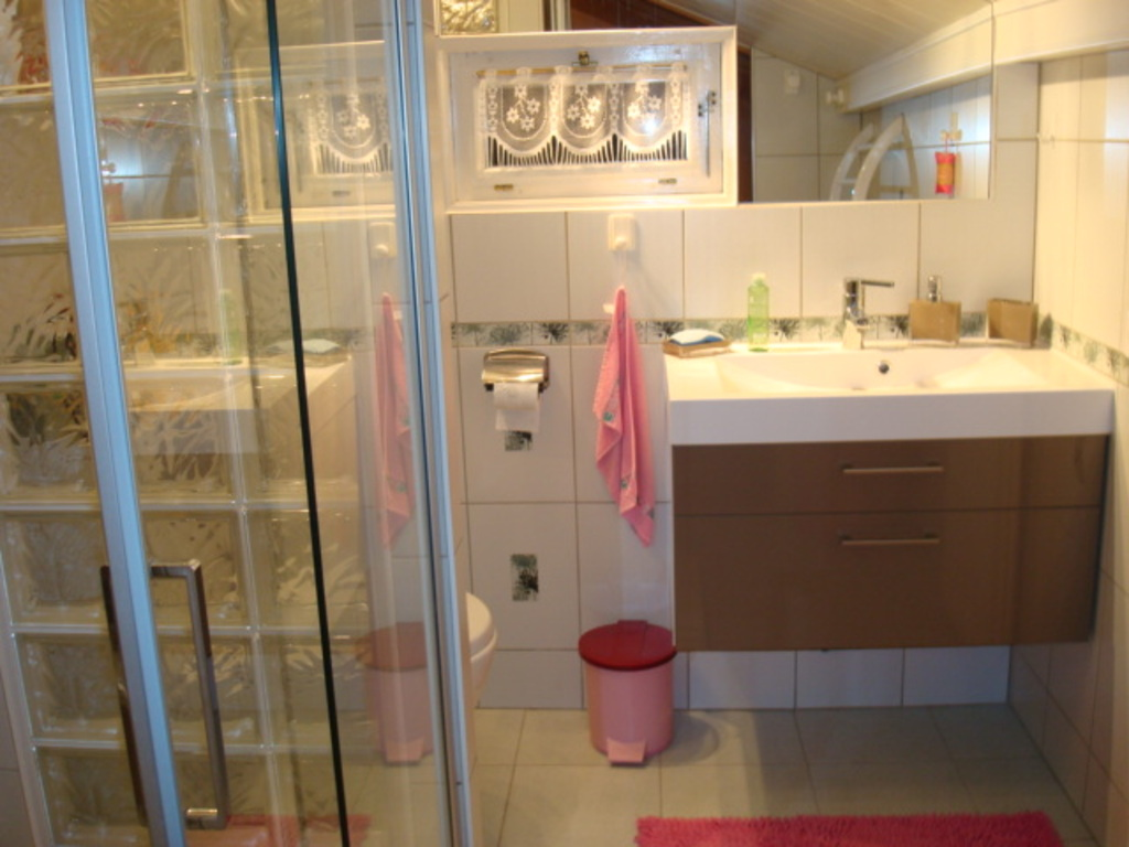 Shower and toilets (floor 1)