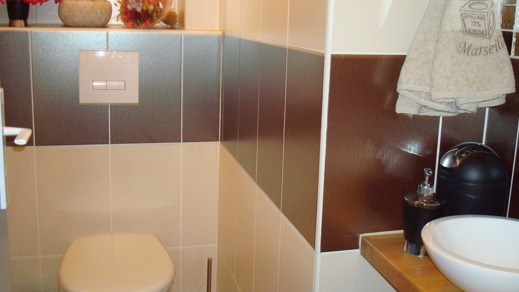 Separate toilets (floor 0)