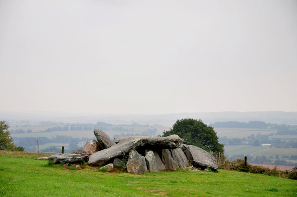 Megaliths - Cléguérec