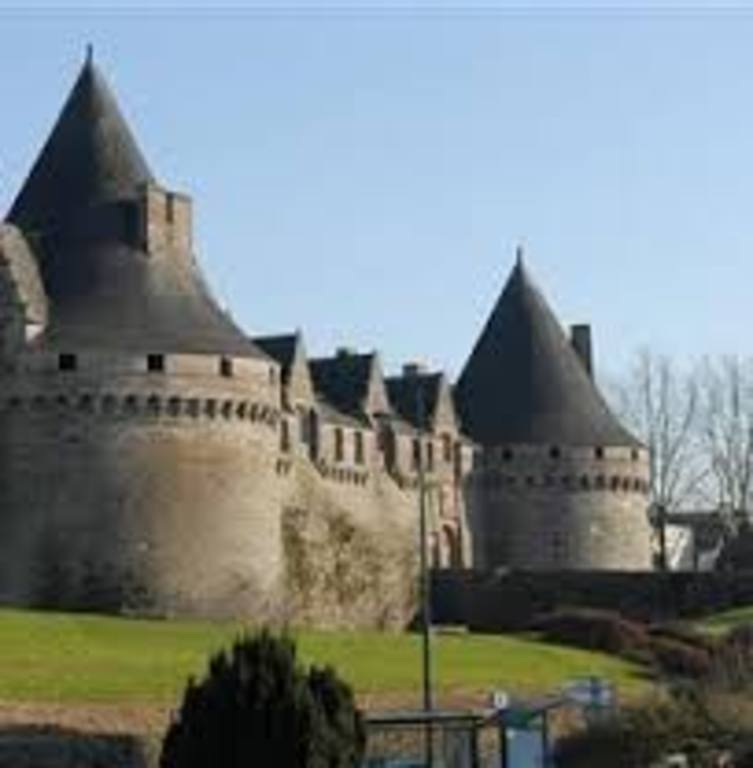 Rohan' s castle - Pontivy