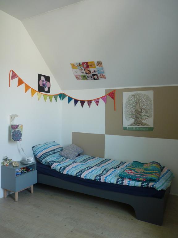 Zoé's room