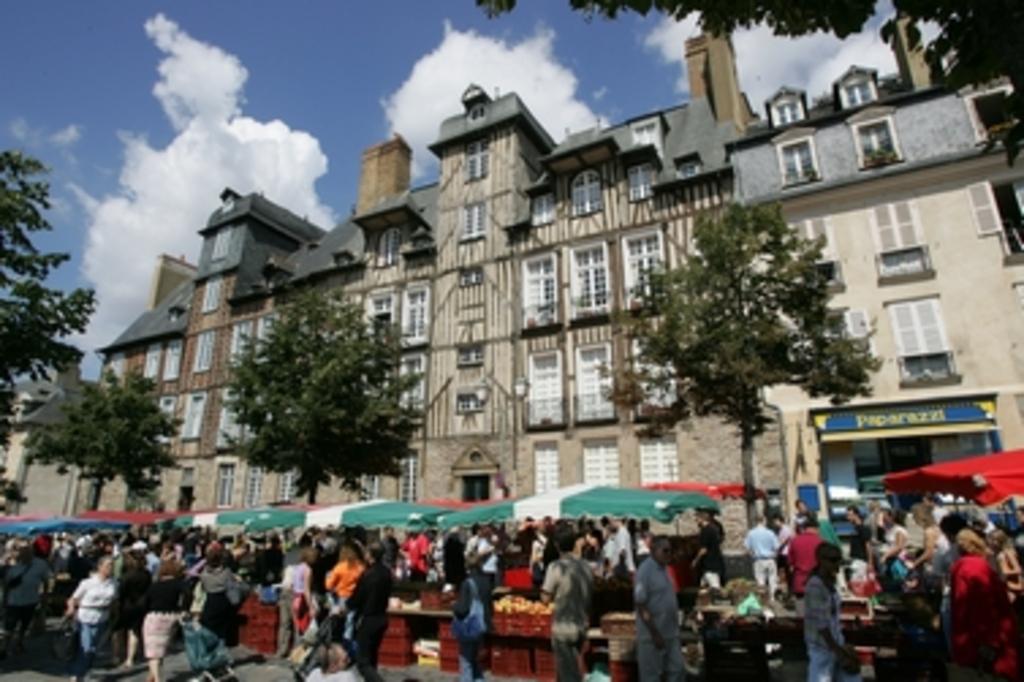 Rennes - Marché des Lices