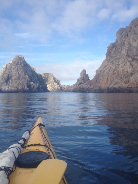 Presqu'île de Crozon - Le tas de pois