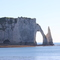 Normandy : the cliffs of Etretat (1h40 by driving)