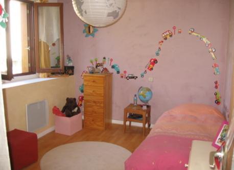La chambre de notre garçon