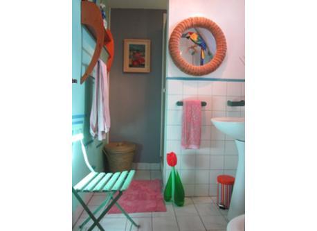 La salle de bain des parents
