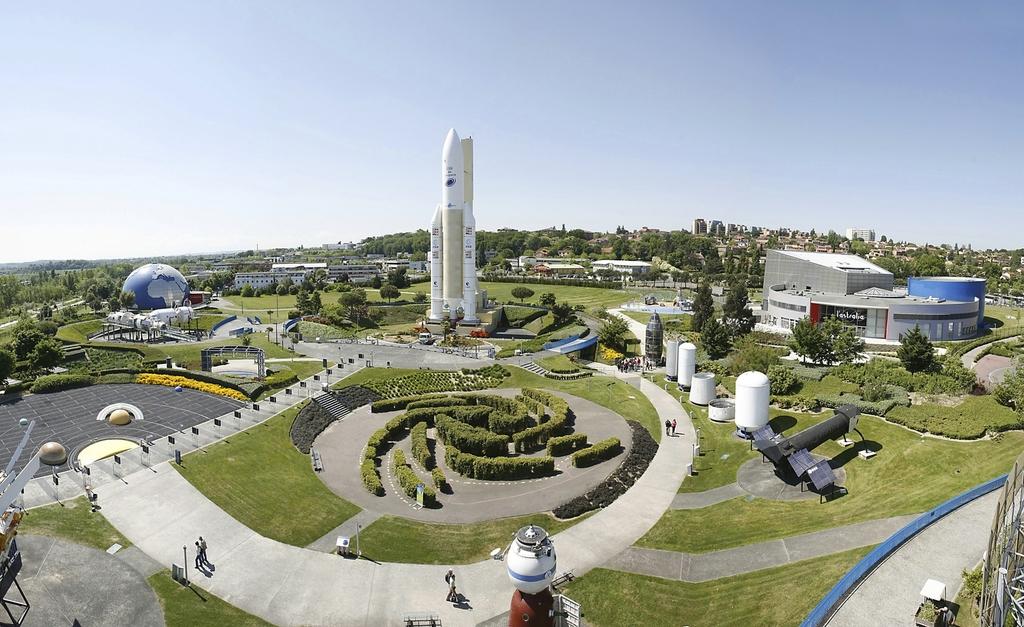 Toulouse : la cité de l'Espace
