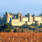 1 h from Toulouse : the medieval city of Carcassonne