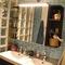 Bathroom 2 (with italian shower, behind the glass bricks)